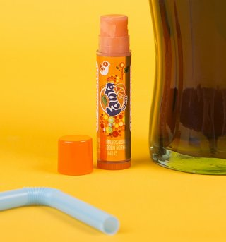 Lip Smacker Fanta Single Lip Balm