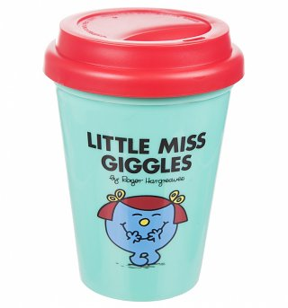 Little Miss Giggles Travel Mug