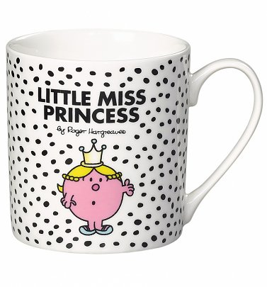 Little Miss Princess Boxed Mug