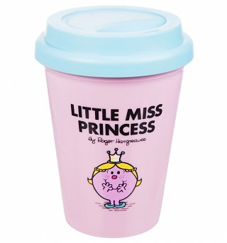 Little Miss Princess Travel Mug