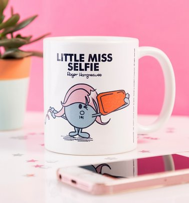 Little Miss Selfie Mug