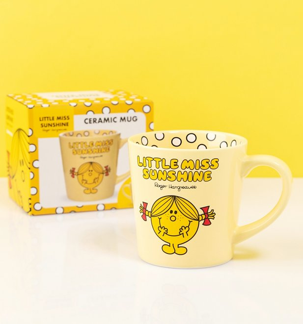 Little Miss Sunshine Hello Sunshine Mug