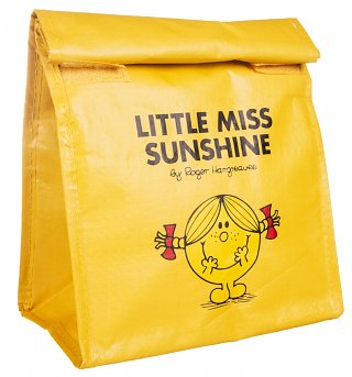 Little Miss Sunshine Insulated Lunch Bag