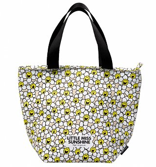 Little Miss Sunshine Laughing Daisies Lunch Bag