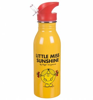 Little Miss Sunshine Water Bottle