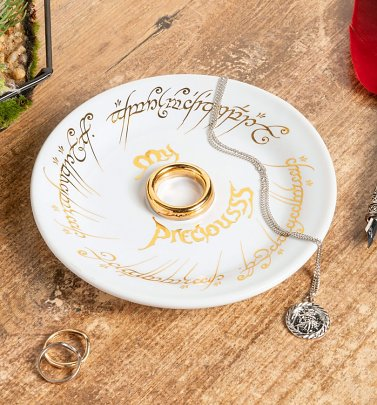 Lord Of The Rings My Precious Trinket Dish