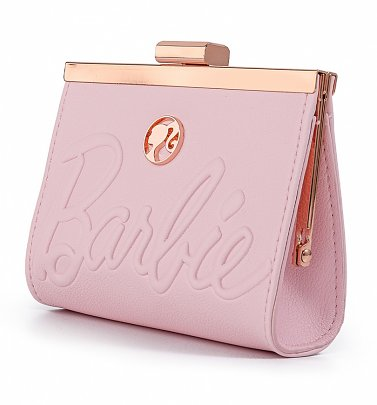 Loungefly Barbie Kiss Lock Wallet