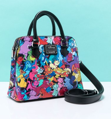 Loungefly Disney Aristocats Jazzy Cats Crossbody Bag
