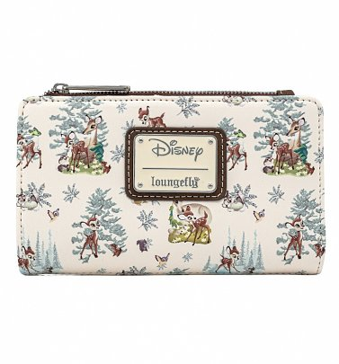Loungefly Disney Bambi Scenes Wallet