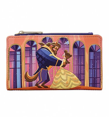 Loungefly Disney Beauty And The Beast Ballroom Scene Wallet