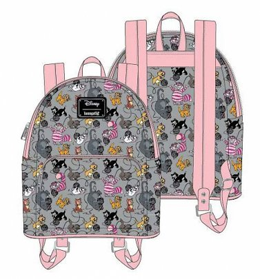 Loungefly Disney Cats Mini Backpack