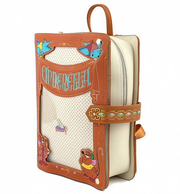 Loungefly Disney Cinderella Pin Collector Backpack