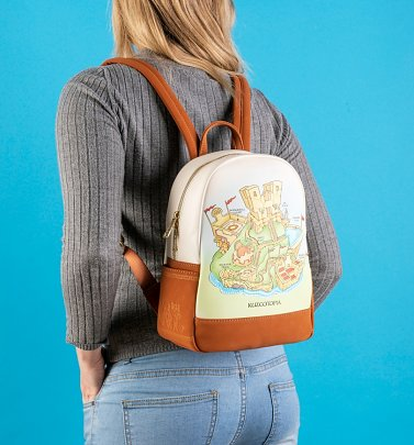 Loungefly Disney Emperors New Groove Kuzcotopia Mini Backpack