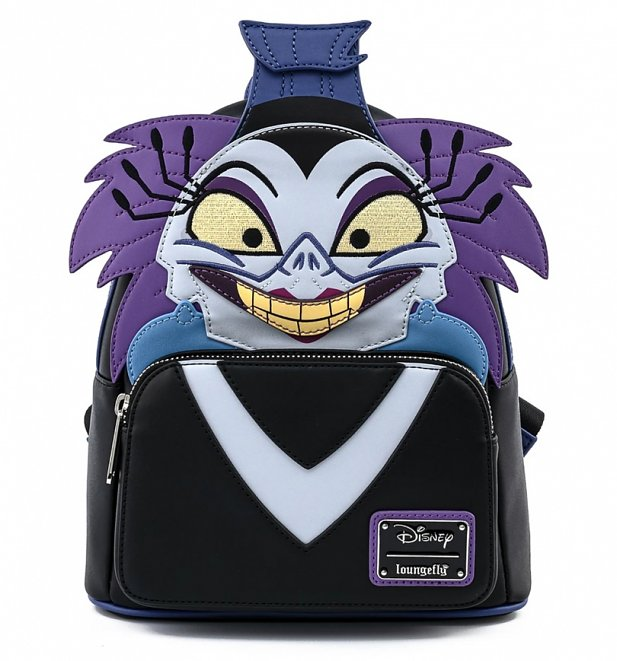 Loungefly Disney Emperors New Groove Yzma Cosplay Mini Backpack