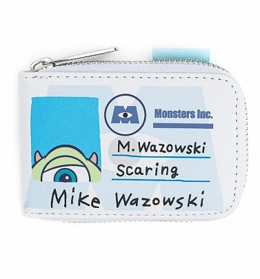 Loungefly Disney Pixar Monsters, Inc. Mike and Sully Accordion Cardholder