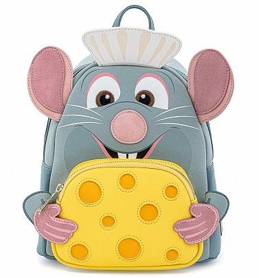 Loungefly Disney Pixar Ratatouille Chef Cosplay Mini Backpack