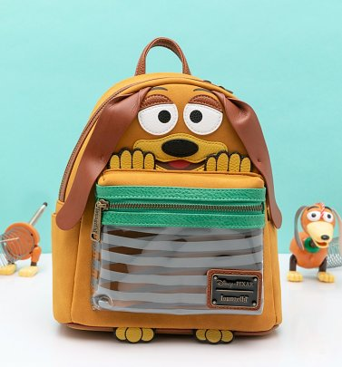 Loungefly Disney Pixar Toy Story Slinky Dog Mini Backpack