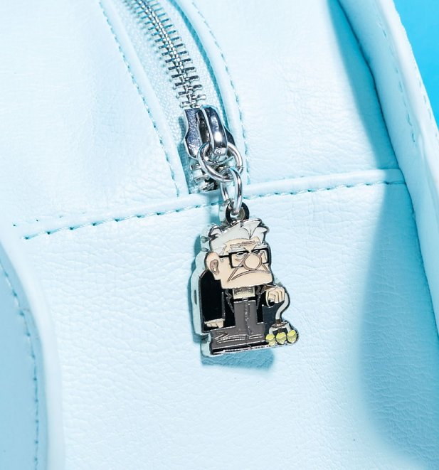 Loungefly Disney Pixar Up Balloon House Convertible Mini Backpack