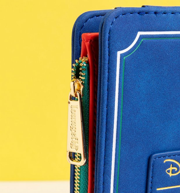 Loungefly Disney The Lady and The Tramp Tony's Menu Wallet