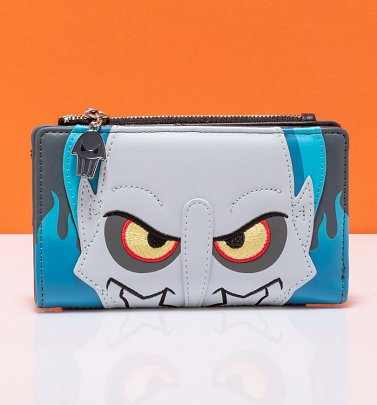 Loungefly Disney Villains Hercules Hades Cosplay Bi-Fold Wallet