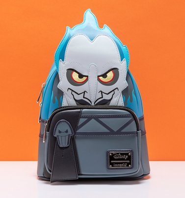 Loungefly Disney Villains Hercules Hades Cosplay Mini Backpack