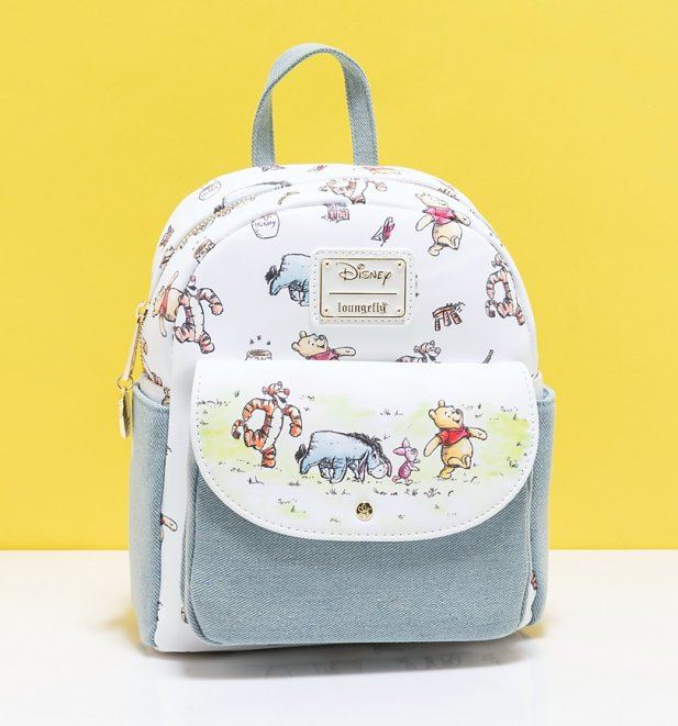 Loungefly Disney Winnie The Pooh Mini Backpack