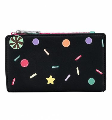 Loungefly Disney Wreck It Ralph Vanellope Bifold Wallet
