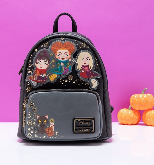 Loungefly Hocus Pocus Mini Backpack
