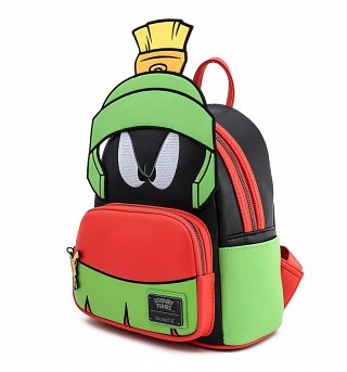 Loungefly Looney Tunes Marvin The Martian Cosplay Mini Backpack