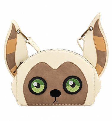 Loungefly Nickelodeon Avatar Momo Cosplay Crossbody Bag