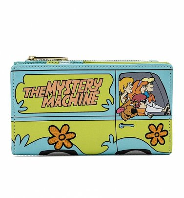 Loungefly Scooby Doo Mystery Machine Flap Wallet