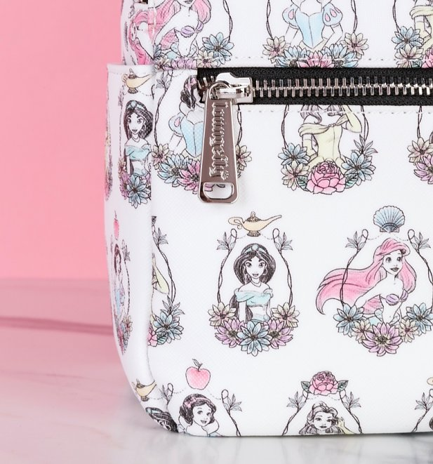 Loungefly x Disney Princess Printed Mini Backpack