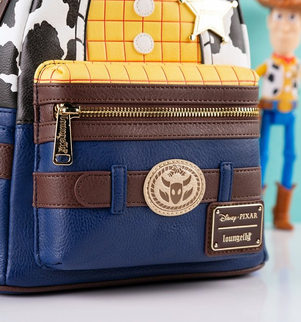 Loungefly x Disney Toy Story Woody Mini Backpack