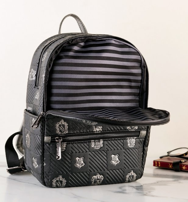Loungefly Harry Potter Printed Mini Backpack