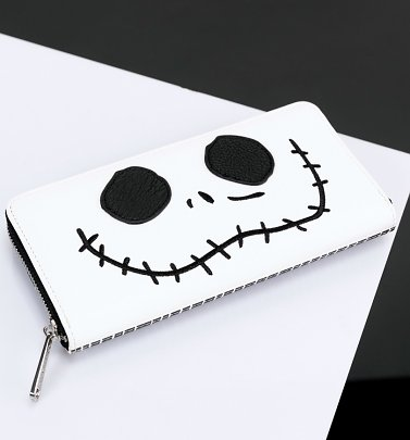 Loungefly x The Nightmare Before Christmas Jack Face Wallet