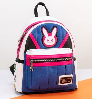 Loungefly x Overwatch Mini Backpack