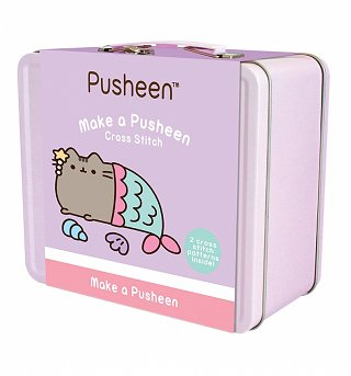 Make Pusheen Cross Stitch Craft Kit