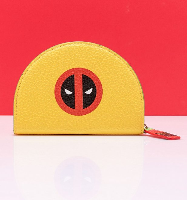 Marvel Comics Deadpool Taco Purse