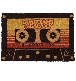 Marvel Comics Guardians Of The Galaxy Mix Tape Vol 2 Door Mat