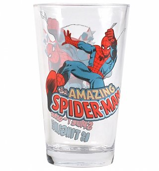 Marvel Comics Retro Spider-Man Large Canister