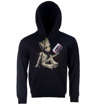 Marvel Guardians Of The Galaxy Groot Hoodie