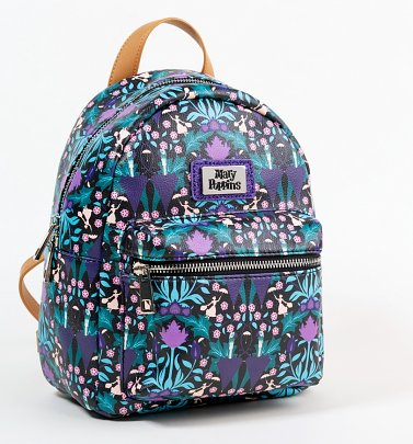 Mary Poppins All Over Print Backpack from Difuzed
