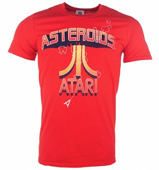 Men's Atari Asteroids T-Shirt