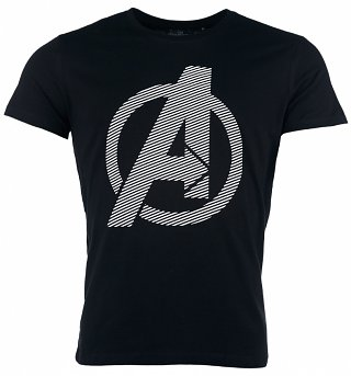 Men's Avengers: Infinity War Logo T-Shirt