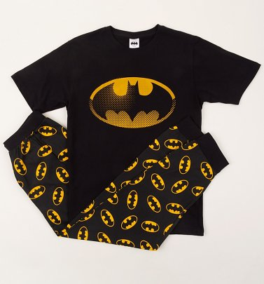 Men's Batman Pyjamas