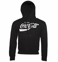 Men's Black Enjoy Coca-Cola Hoodie