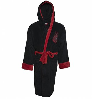 Men's Black Fleece Star Wars Kylo Ren Dressing Gown