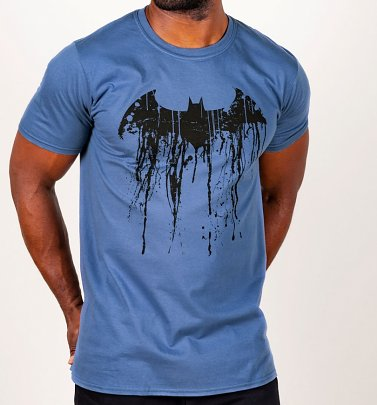 Graffiti Logo T-Shirt Herren - Batman