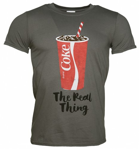Men's Coca-Cola The Real Thing T-Shirt