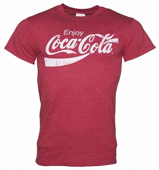 Men's Enjoy Coca-Cola T-Shirt